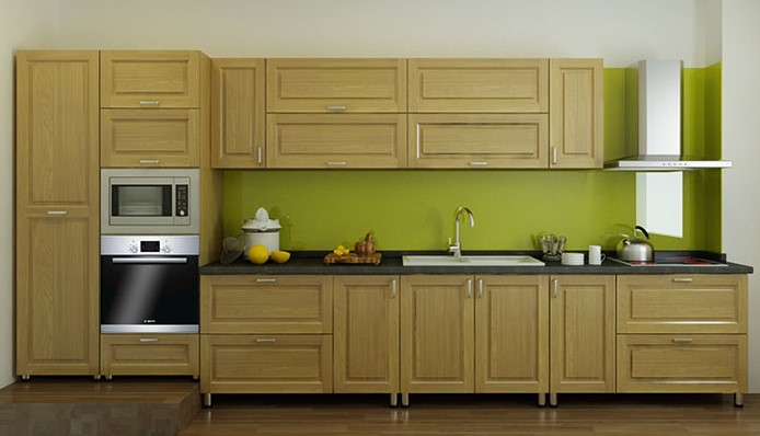 Lò nướng Bosch HBN559E1M nhiều tính năng, góc bếp thêm sang trọng