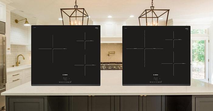 Ảnh bếp từ Bosch PUC631BB2E và Bosch PID631BB1E