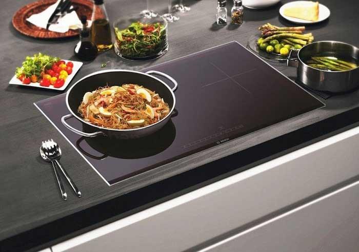 Ảnh bếp từ Bosch PMI968MS