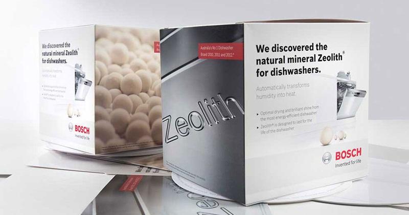 Công nghệ rửa sấy đột phá của máy rửa bát - Zeolith PerfectDry