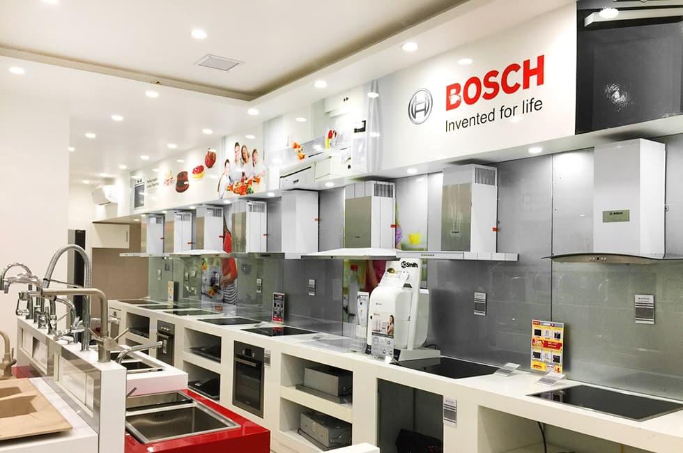 Cửa hàng bếp từ tại huyện Duy Tân - Hà Nam
