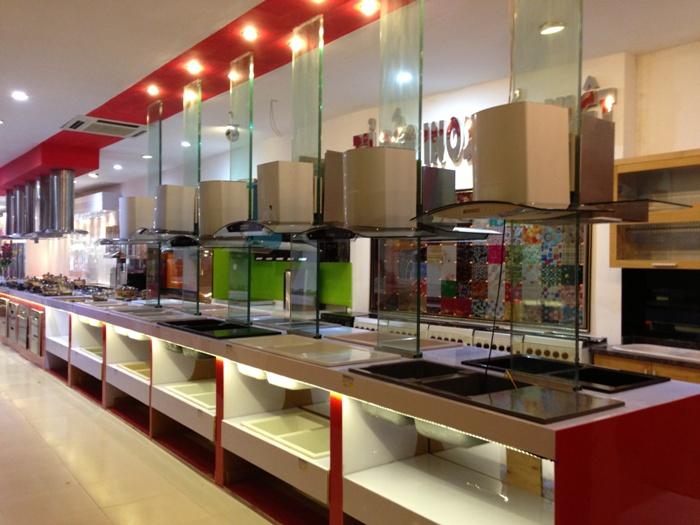Cửa hàng bếp từ tại huyện Thanh Hà - Hải Dương