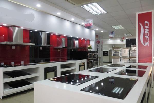 Cửa hàng lò nướng tại huyện Bình Giang - Hải Dương