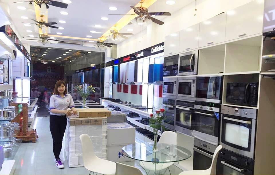 Địa chỉ mua bếp từ tại huyện Quảng Trạch, tỉnh Quảng Bình