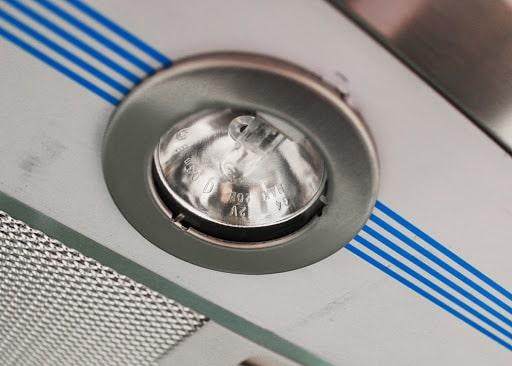 Ảnh đèn chiếu sáng máy hút mùi Teka DSJ 950