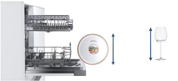 Rackmatich điều chỉnh giá đỡ để cốc thủy tinh và đĩa Pizza