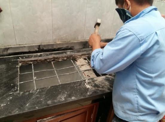 Khoét lỗ đặt bếp từ HAFELE HC-M772B 536.01.815