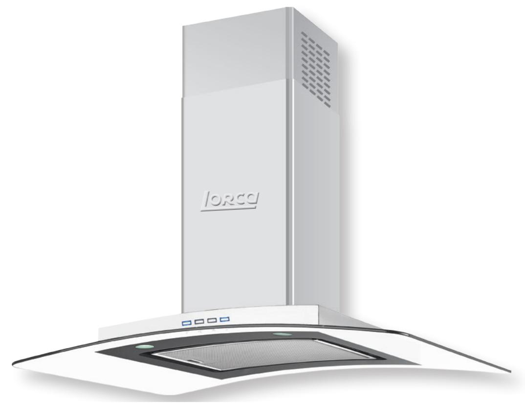 Máy hút mùi Lorca TA 2005C 70