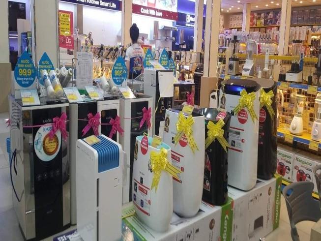 Cửa hàng Máy lọc không khí ở Ecopark