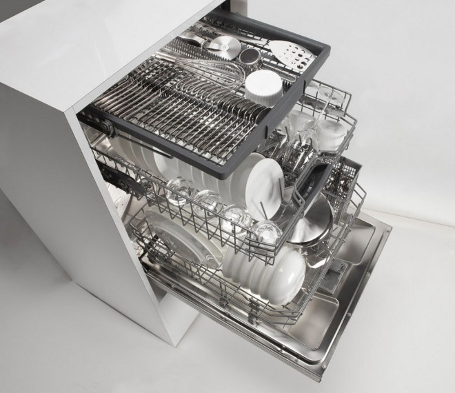 Máy rửa bát cao cấp thương hiệu Bosch