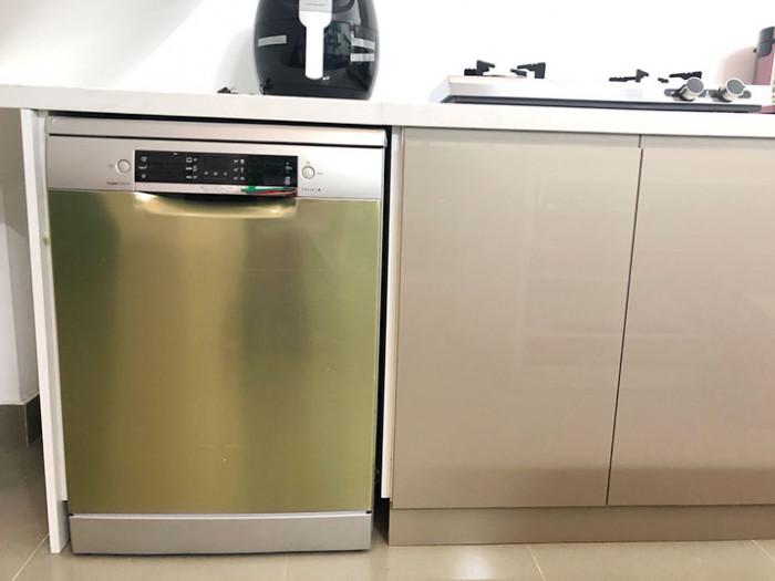 Ảnh thực tế máy rửa bát Bosch SMS46MI05E