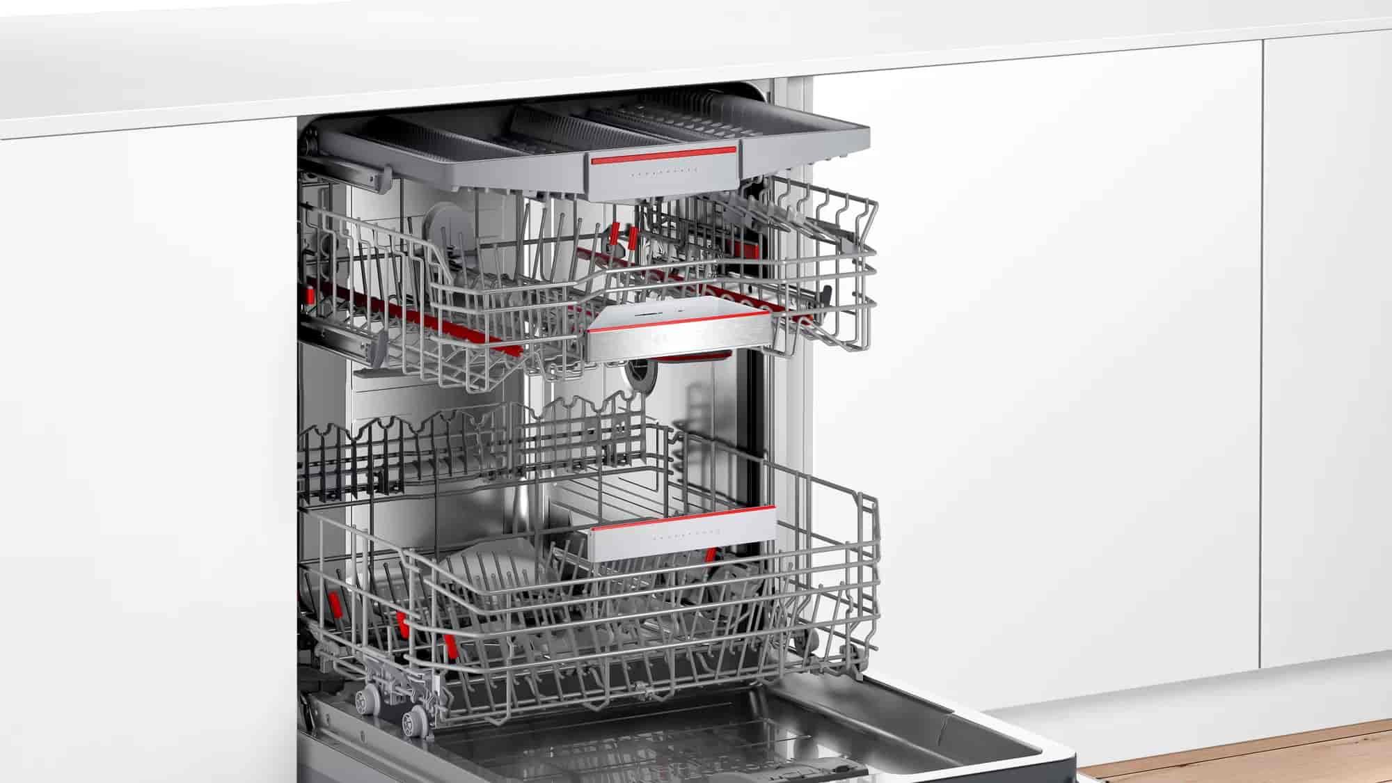 Máy rửa bát Bosch SMV6ZCX49E
