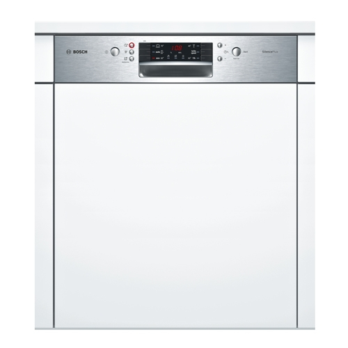 Máy rửa chén bát âm tủ bán phần Bosch SMI46KS00E