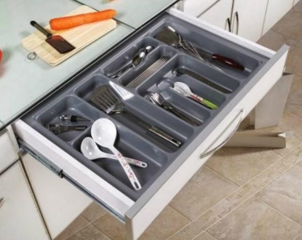 Mẹo sắp xếp dụng cụ nhà bếp