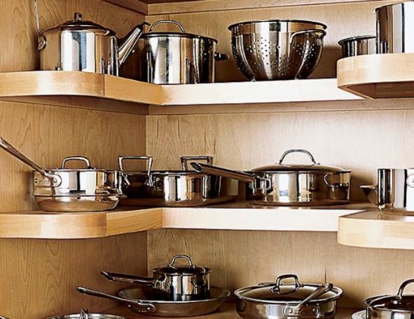 Mẹo sắp xếp  nhà bếp