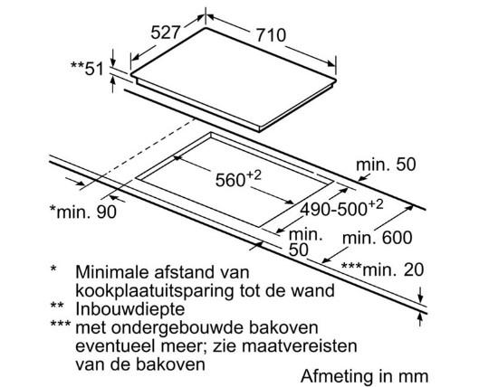 Bêp từ Bosch PVS775FC1E