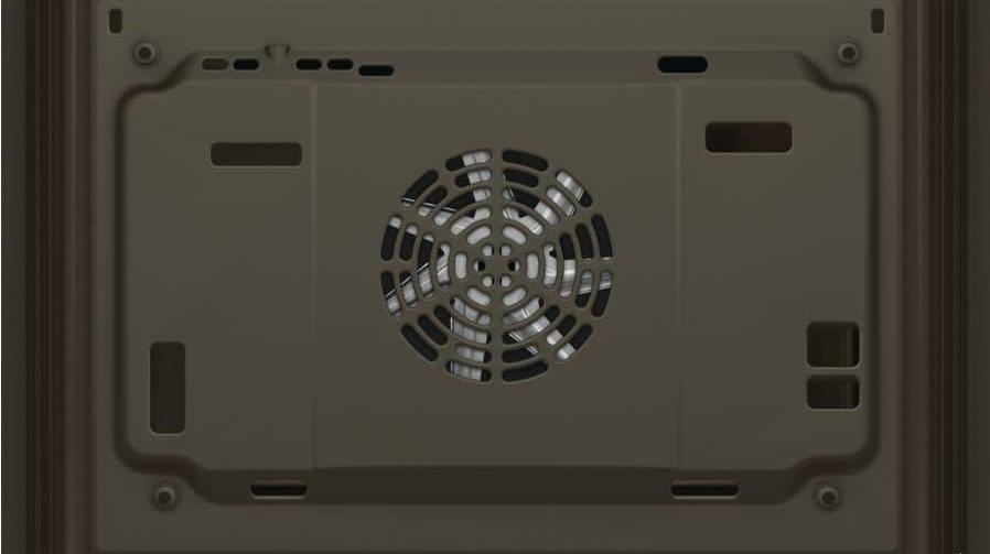 Quạt tản nhiệt của lò nướng Bosch HBN331E1K