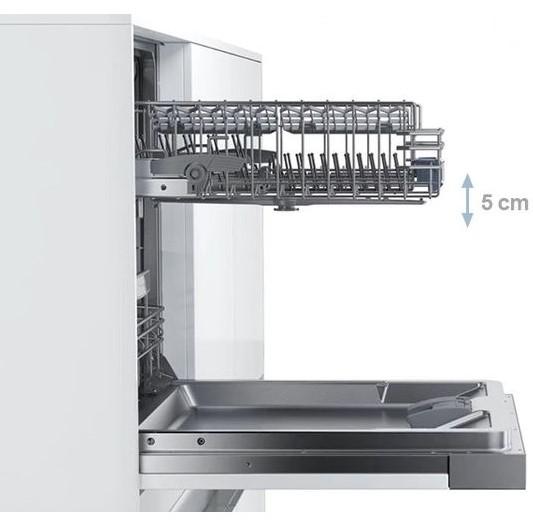 Cấu tạo bên trong của máy rửa bát Bosch SMI46KS00E