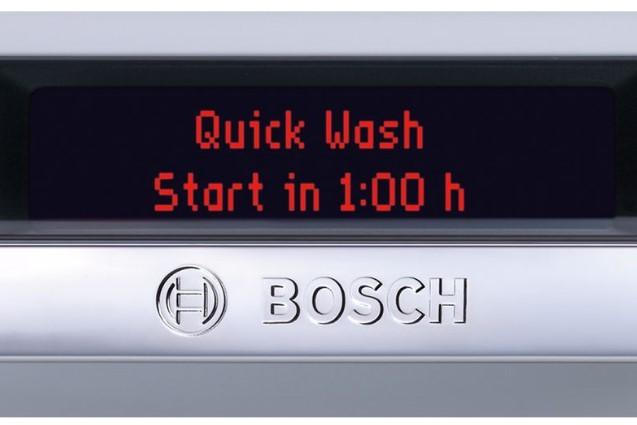Chế độ cài đặt giờ rửa của máy rửa bát