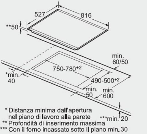 Thông số chi tiêt của bếp từ Bosch PIP875N17E