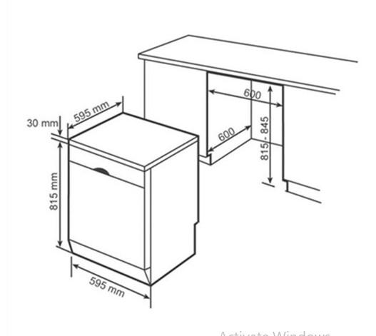 Thông số chi tiết về máy rửa bát Bosch SMS46GW04E