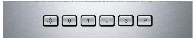 Bộ điều khiển máy hút mùi Bosch DWB097A52