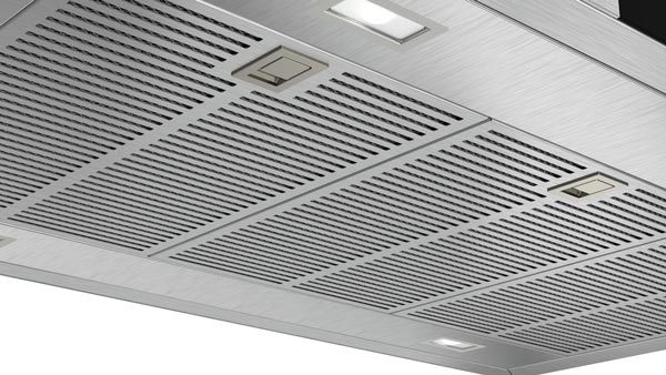 Đèn Led của máy hút mùi Bosch DIB98JQ50B được điều chỉnh theo công nghệ Softlight dễ dễ chịu