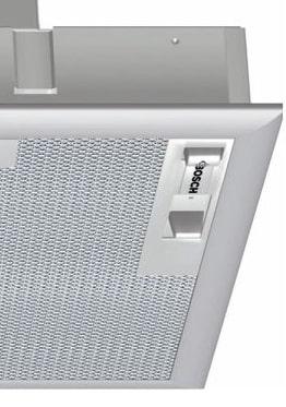 Ảnh bảng điều khiển của máy hút mùi Bosch DHL755BL