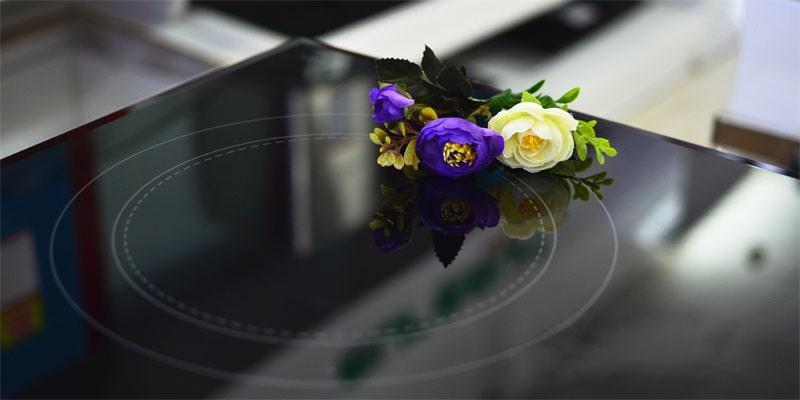 Mặt kính Schott của bếp từHafele HC-M772B 536.01.815
