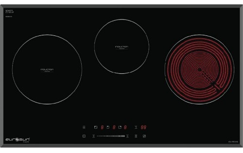 Bếp điện từ 3 vùng nấu Eurosun EU-TE316