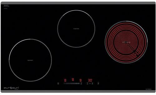 Bếp điện từ 3 vùng nấu Eurosun EU-TE882G