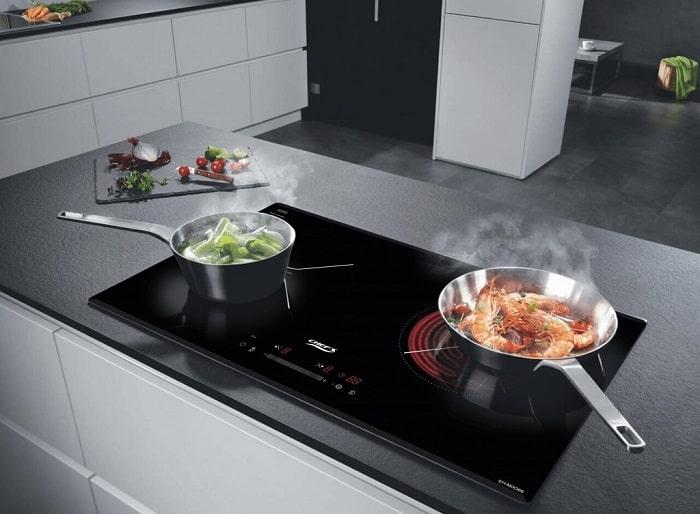 Bếp từ Chefs EH-MIX366 hai vùng nấu