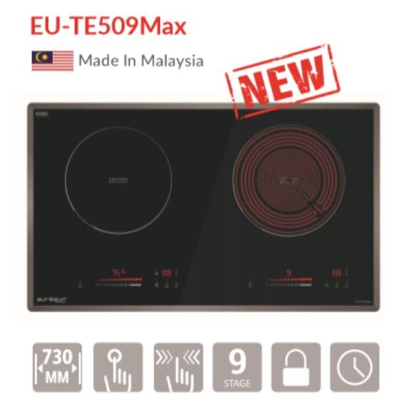 Bếp điện từ 2 vùng nấu Eurosun EU-TE509Max