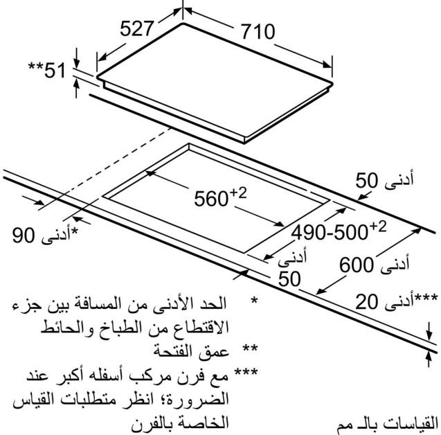 Thông số chi tiết của bếp từ BOSCH PVS775FC5E