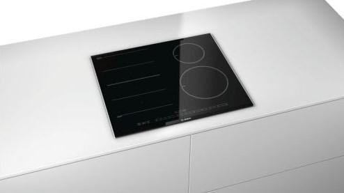 Bếp từ Bosch PIN675N17E thiết kế đẹp mắt, sang trọng