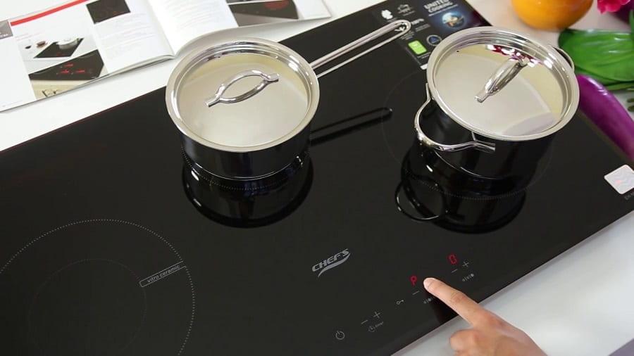 Toàn cảnh bếp từ Chefs MIX-544P