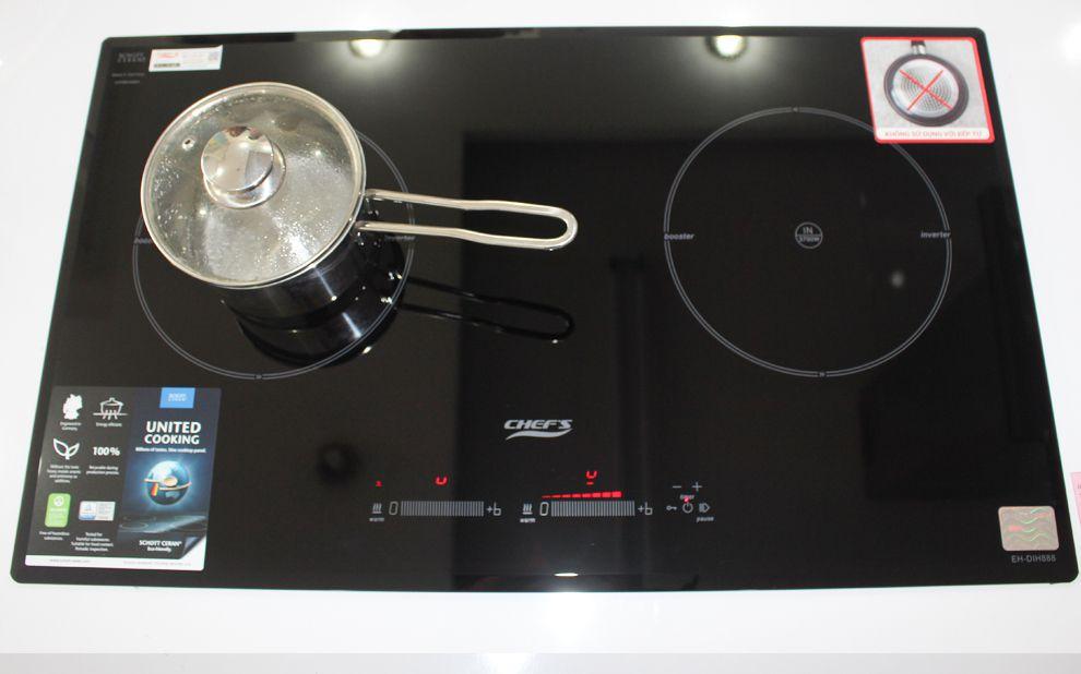 Chefs EH-DIH888 quy tụ nhiều tính năng nấu nướng