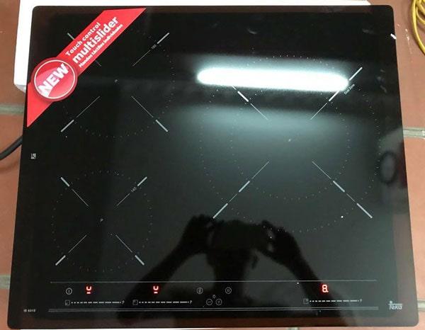 Mặt kính EuroKeka K+ cao cấp bảo vệ bếp khỏi các tác động bên ngoài
