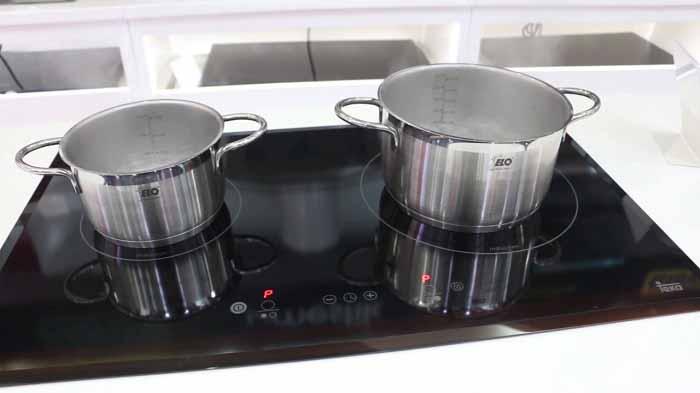 Hình ảnh bếp từ tại huyện U Minh, tỉnh Cà Mau