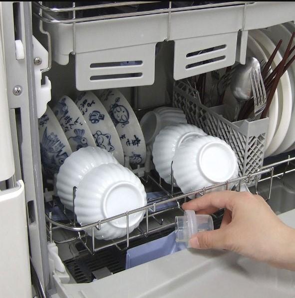 Chất tẩy rửa cho máy rửa bát