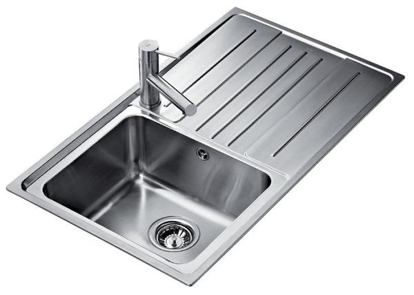 Chậu rửa bát TEKA STAGE 45 1B 1D S/STEEL