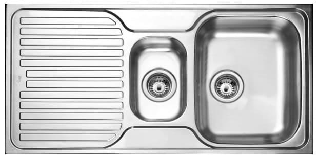 Chậu rửa bát Teka Princess Sink 1 1/2B 1D