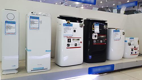 Cửa hàng máy lọc không khí ở Hưng Yên