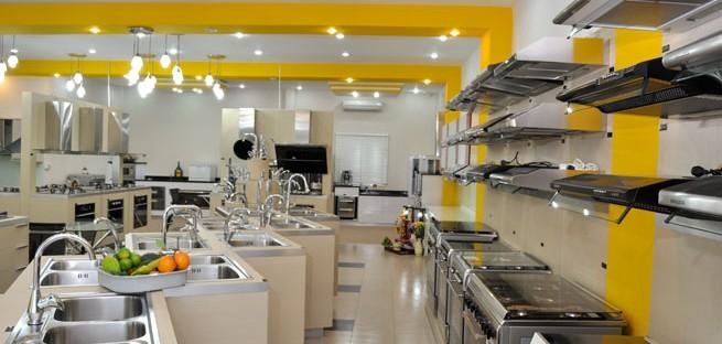 Ảnh bếp từ tại huyện Đức Trọng, tỉnh Lâm Đồng