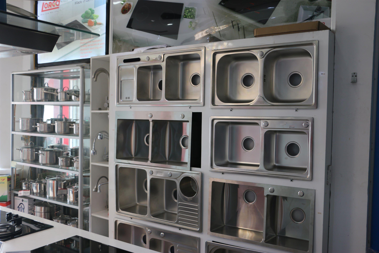 Cửa hàng chậu rửa ở Hưng Yên