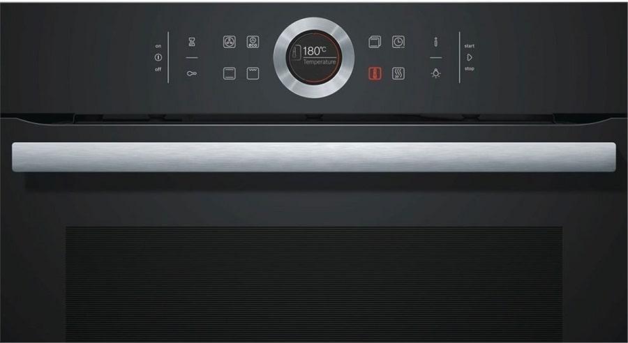 Ảnh bảng điều khiển của lò nướng Bosch HBG634BB1