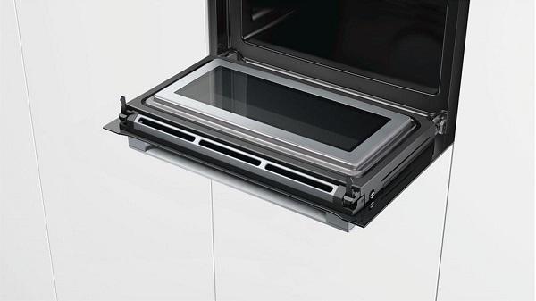 Lò nướng kèm vi sóng Bosch CMG633BB10