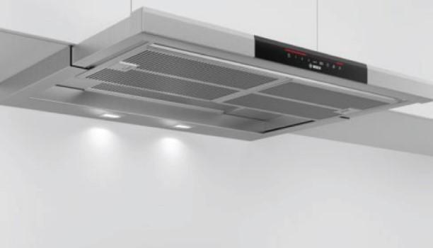 Máy hút mùi Bosch DFS097J50B đem lại không gian thoáng mát cho căn bếp