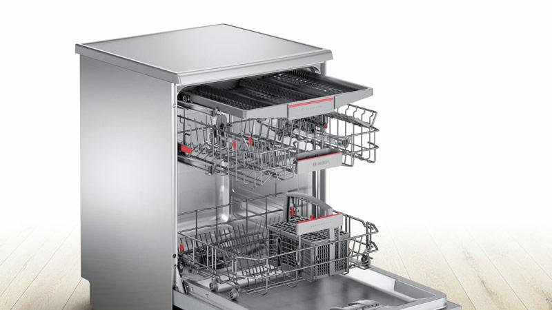 Ảnh máy rửa bát Bosch SMS68NI09E