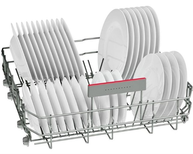 Khay giàn khoang được thiết kế nhiều rãnh linh hoạt để bát đĩa khác nhau